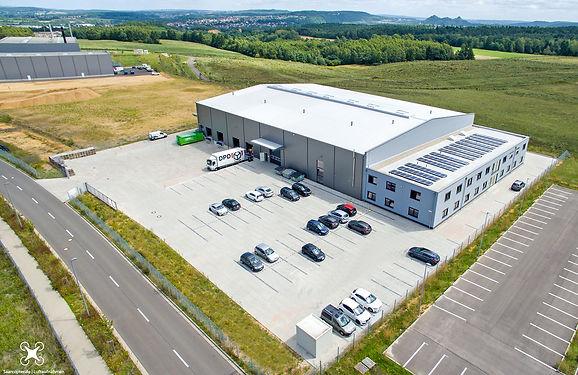 Arbeitsschuz Akademie Saar - Schulunsgeäude - Lisdorfer Berg - Saarlouis - Standort
