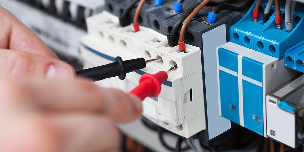 Elektrofachkraft für festgelegte Tätigkeiten (EFKffT) 06.09.-09.09.2021