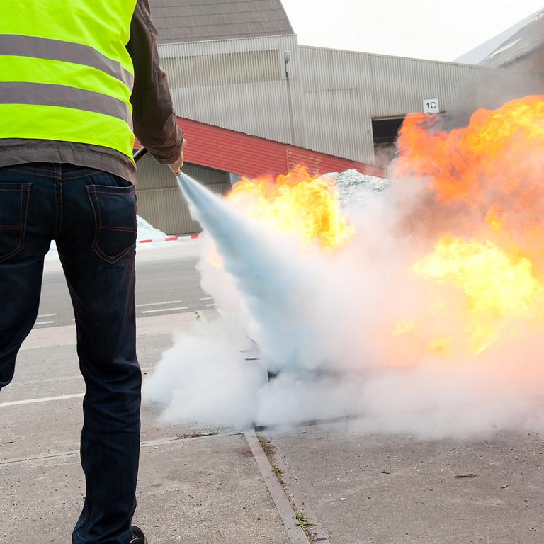 Brandschutz- und Evakuierungshelfer 31.08.2021