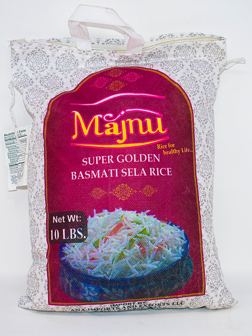 Majnu Super Golden Basmati Rice