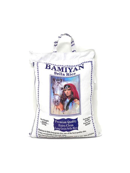 Bamiyan Sela Rice