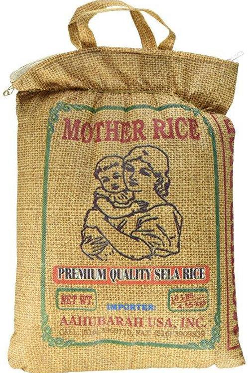 Mother Basmati Sela Rice 10LB
