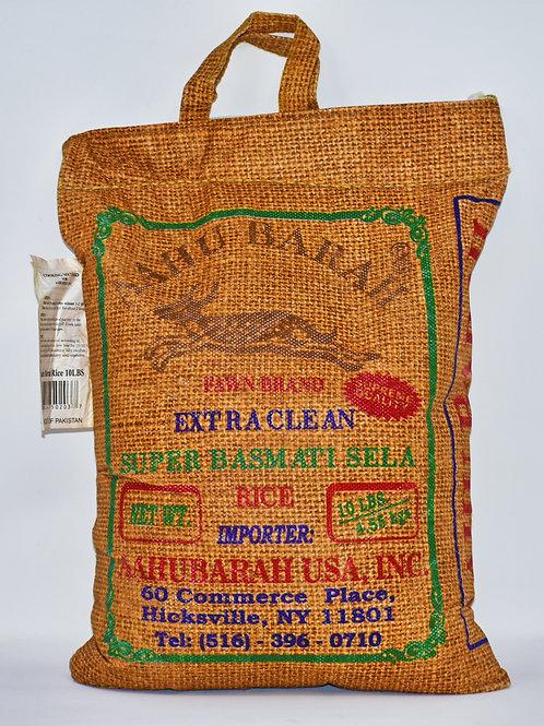 AahuBarah Basmati Sela Rice