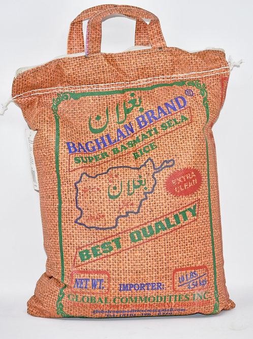 Baghlan Basmati Rice