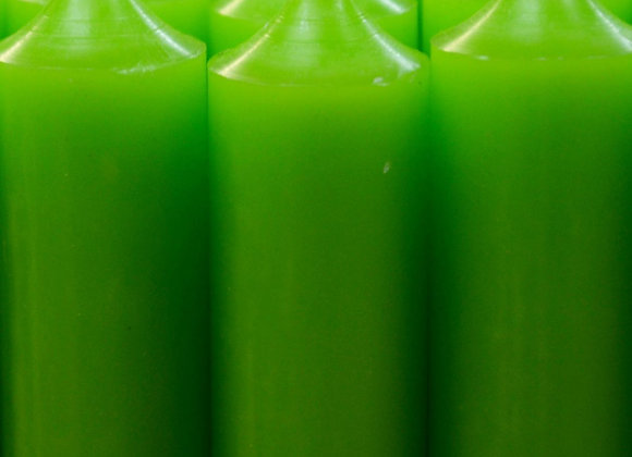 Apple Green (25 Candles)