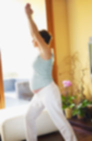 DOULA Ausbildung Yoga für Schwangere