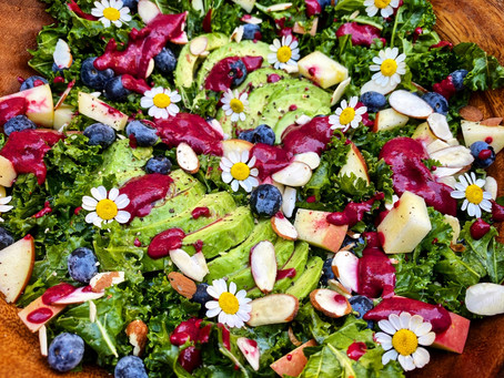 Foodie Friday - Flight of Dressings for Unicorn Salads