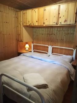 minichalet bedroom