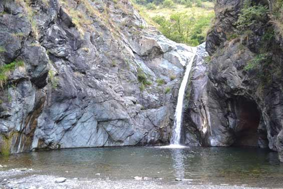 cascata Goja del Pis - Almese