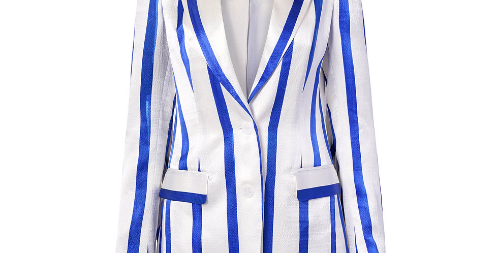 RODEO STRIPED JACKET