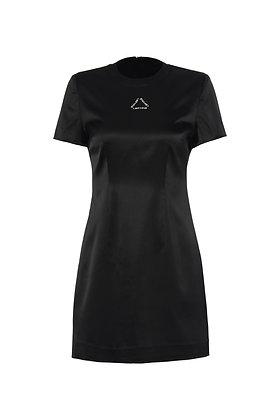 LOGO TEE-SHIRT DRESS