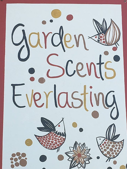 Garden Scents Everlasting