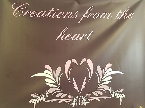 Creations from the Heart gift card