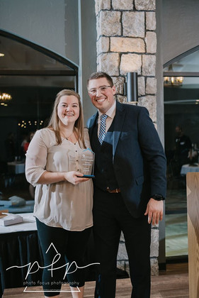 Young Professional of the Year Winner