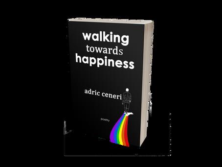walking towards happiness