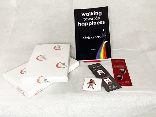 Walking Towards Happiness - Signed SC