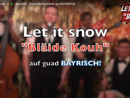 """Let It Snow """"Bläide Kouh""""🐮🎄"""