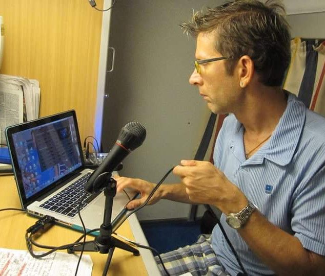 Dave Currier Broadcaster