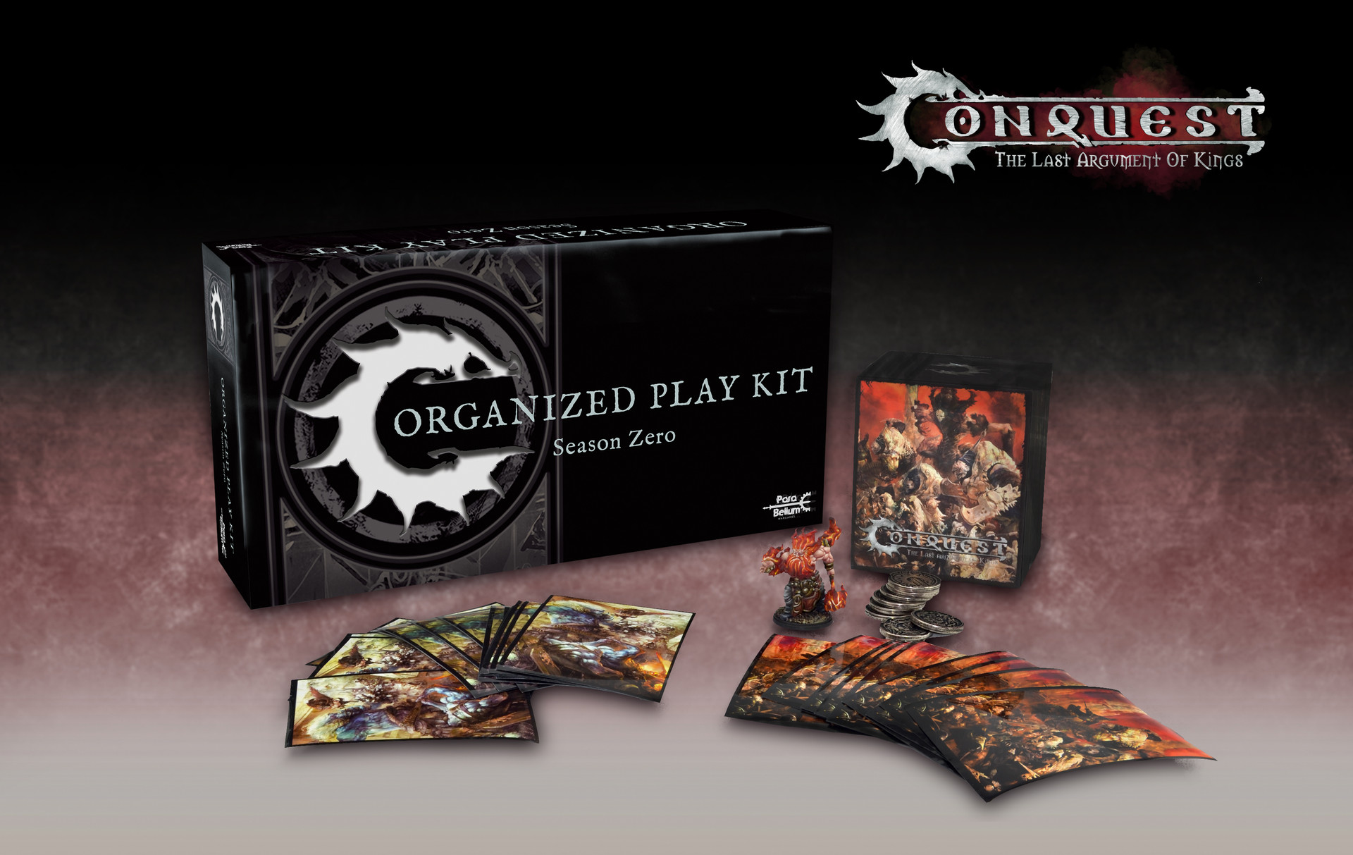 Organized Play Kit: Season Zero