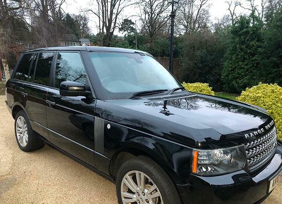 2010 Land Rover Range Rover 3.6 TDV8 Vogue SE 4dr Auto ESTATE Diesel Automatic