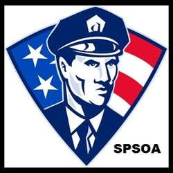 SPSOA Policeman Logo