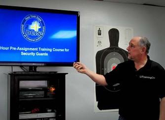 LEOSU's Official Security Training School BSI Security Training @ Long Island Training Center