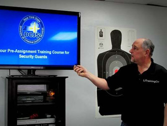 LEOSU's Official Security Training School BSI Security Training @ Long Island Training Center
