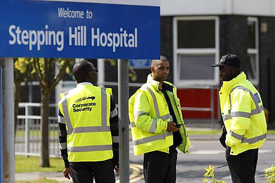 Hospital Security Union, Security Guard Union, Security Officer Union, Union for Hospital Security Guards