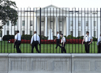 White House Security Breaches