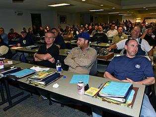 Steward Training Class