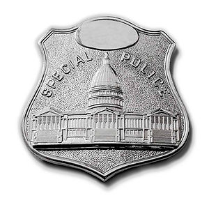 Special Police Officers Washington DC Badge