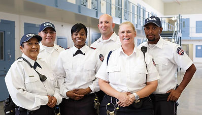 correctional officers, detention officers, correctional facilities, detention centers, law enforcement, Washington dc
