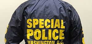 Special Police Officers Washington DC