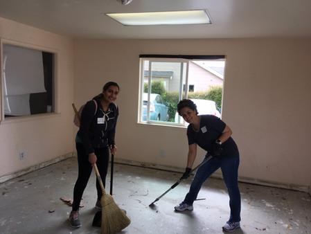 Armanino Volunteers