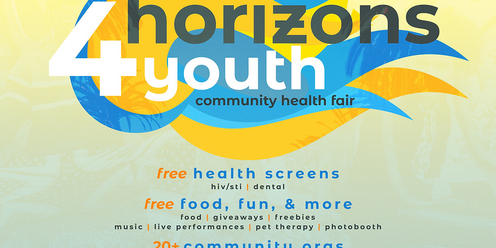 The Rising Harte Wellness Center New Horizons 4 Youth Community Health Fair