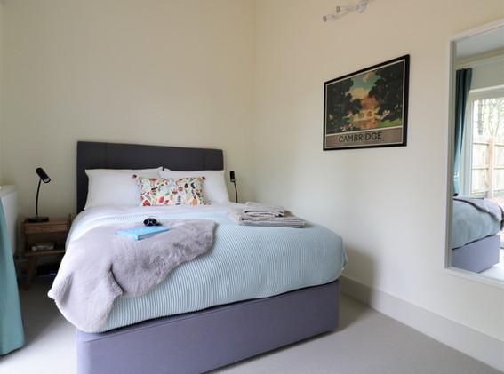 Oak Cottage Bedroom