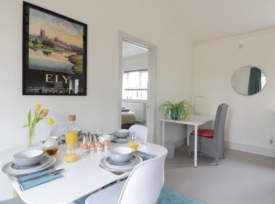 Oak Cottage Living Space