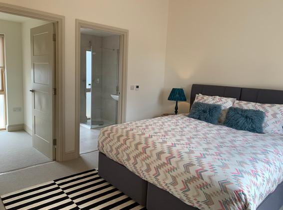 2nd Master Bedroom with dressing room & en-suite