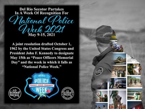 National Police Week!