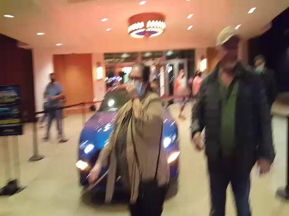 De Del Rio, la ganadora del Ford Mustang en Kickapoo Lucky Eagle Casino.