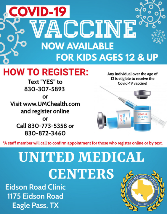 En United Medical Centers.
