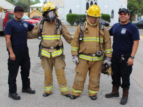 La nueva generación de bomberos
