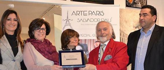 ARTE PARIS Premio Salvador Dali #arte #a