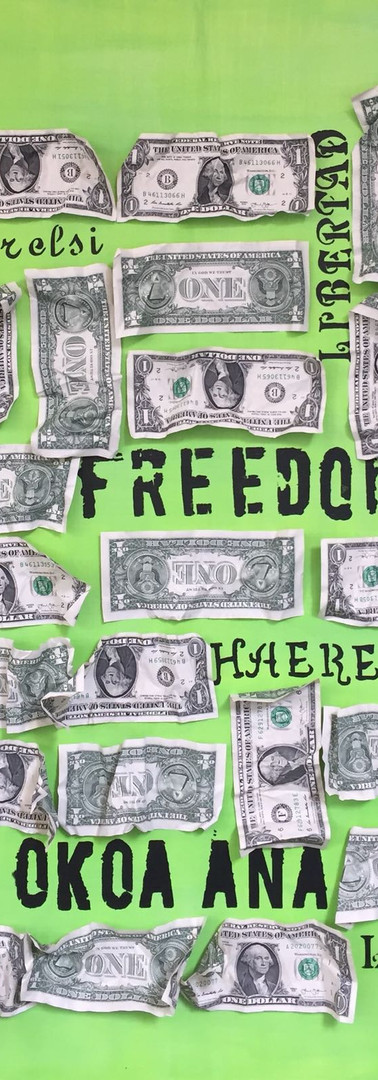 IS THERE ANY FREEDOM ?