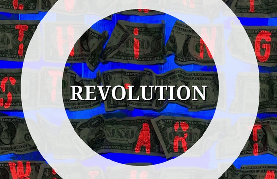 EVERYTHING  ST-ART with a REVOLUTION