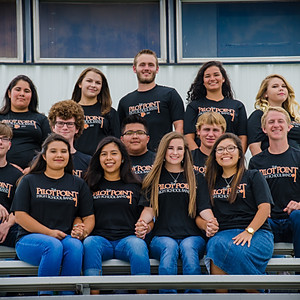 Senior Band Pics