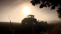 tractor fog
