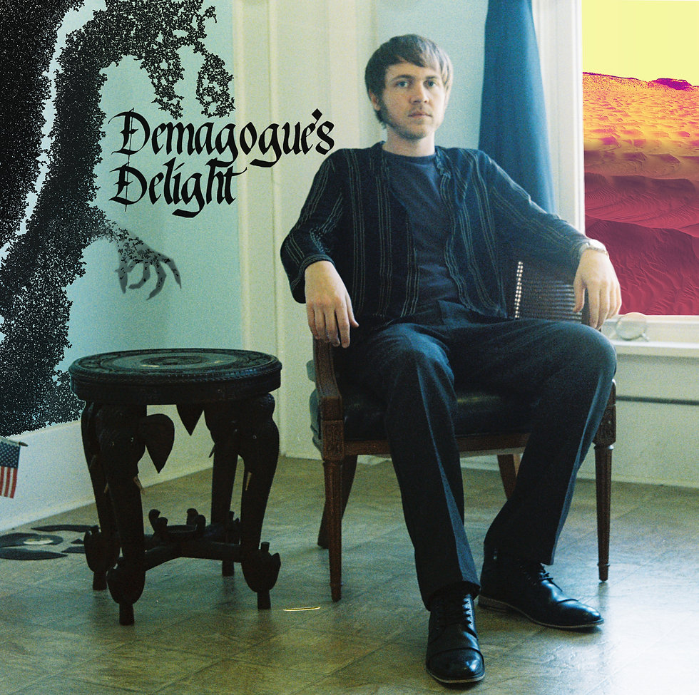 Demagogue's Delight Cover