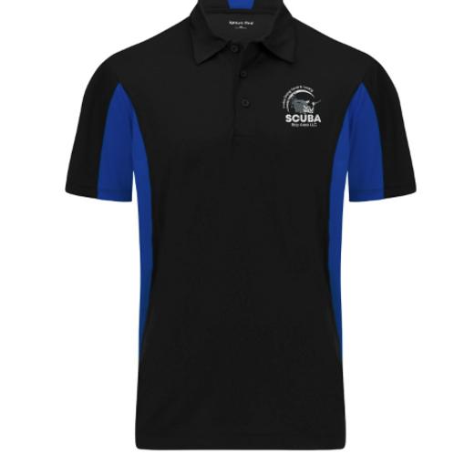 Mens Blue SBA Staff Shirt