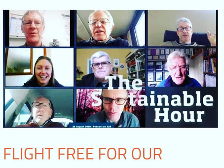 Outdoors People for Climate Action Appears on The Sustainable Hour Radio Show and Podcast
